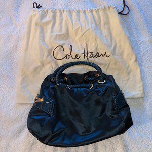 Cole Haan Mini Denney Handbag in Teal